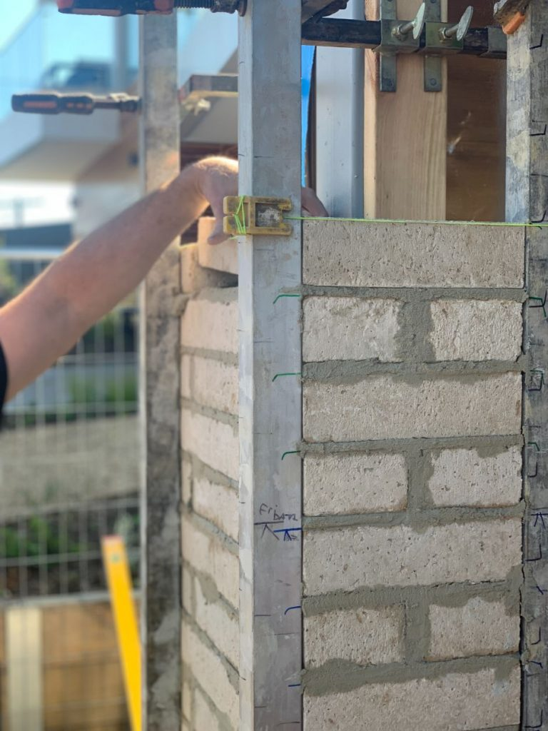 Bricklayers on The Gold Coast